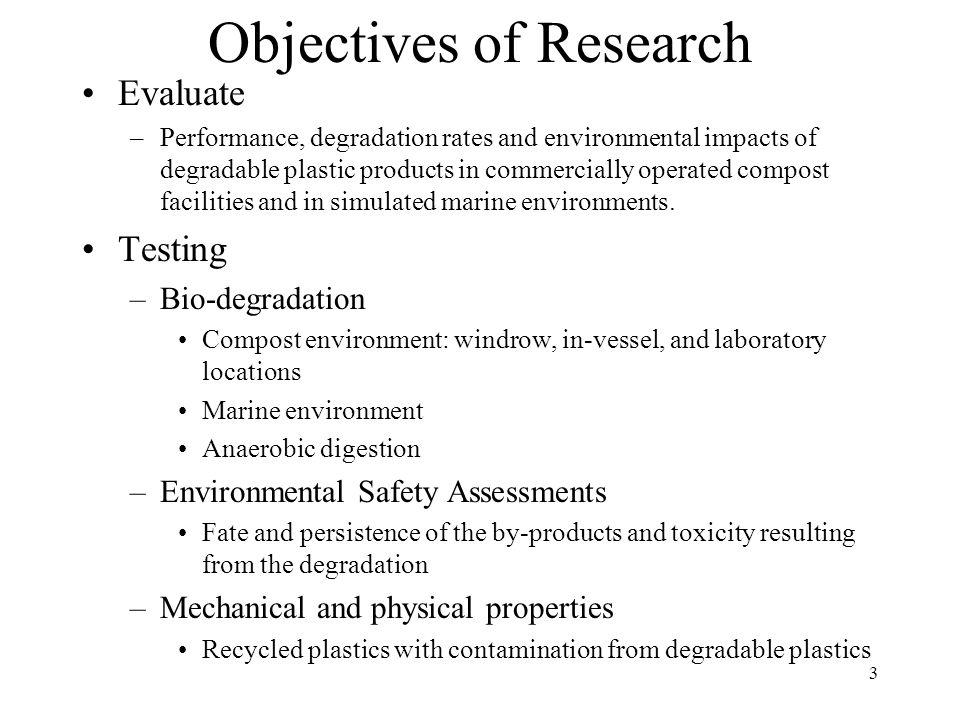 34 45-day Degradation Results MaterialBiodegradation Conversion % Degradation rate g/day Results Cellulose positive control71.990.016 Pass Kraft paper positive control61.910.014 Pass PHA bag64.030.014 Pass PLA straws61.220.014 Pass Sugar cane plate61.120.014 Pass Biobag trash bag60.470.013 Pass Ecoflex bag60.140.013 Pass Blank compost control1.690.000 ---- Polyethylene negative control1.700.000 Fail Oxodegradable bag2.190.000 Fail