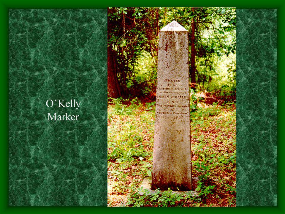 O'Kelly Marker