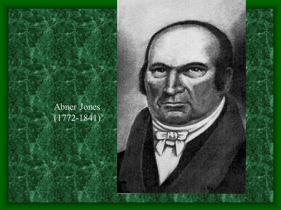 Abner Jones (1772-1841)