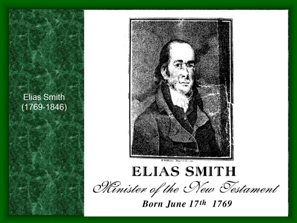 Elias Smith (1769-1846)