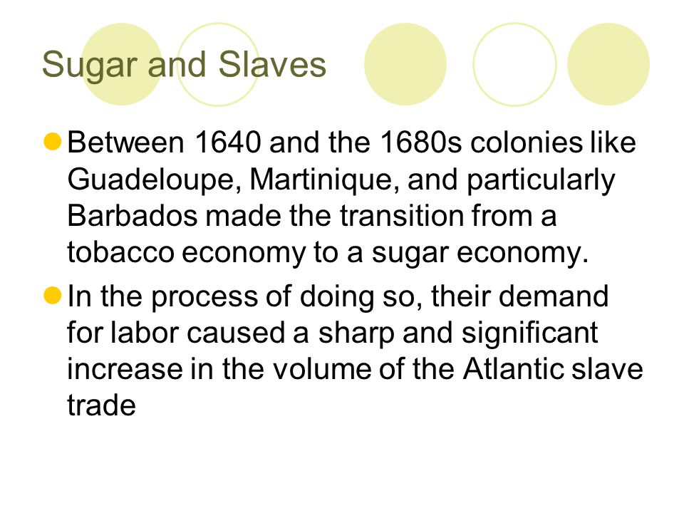 The shift from European indentured servants to enslaved African labor was caused by a number of factors: 1.