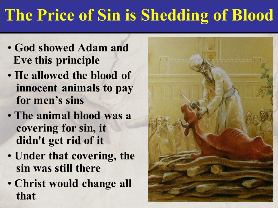 Genesis 4:6-7 6 And the LORD said unto Cain, Why art thou wroth.