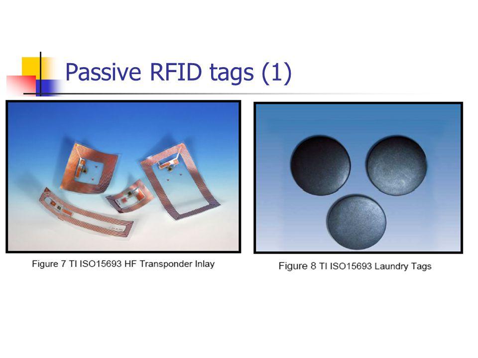 Passive RFID tags (1)