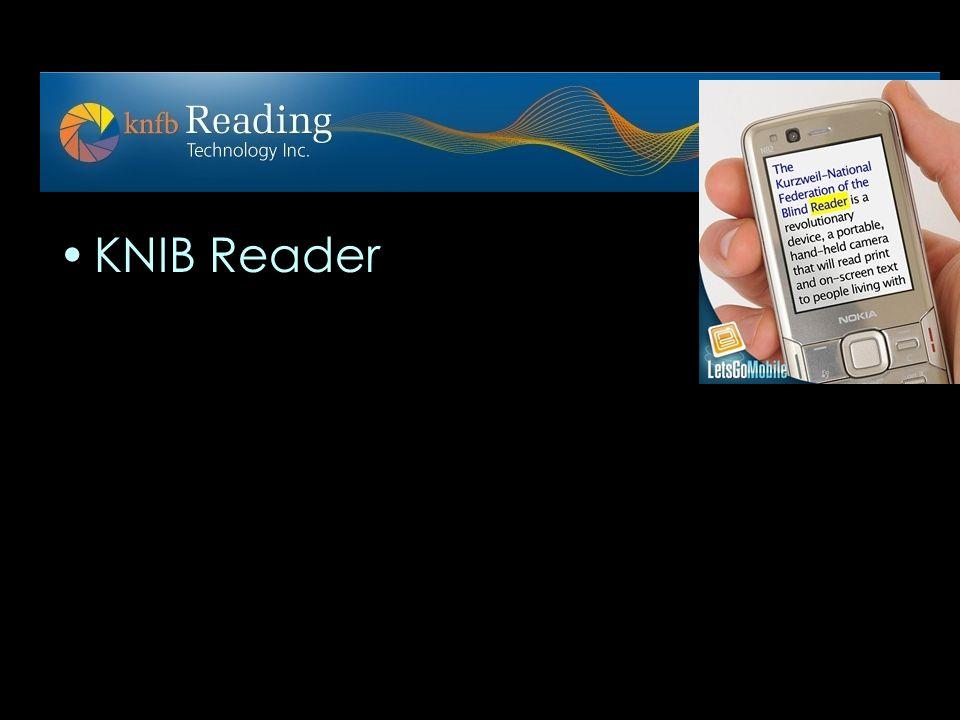 KNIB Reader