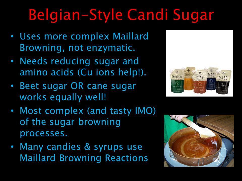 Candi Sugar Ingredients Invert is base sugar for Candi.