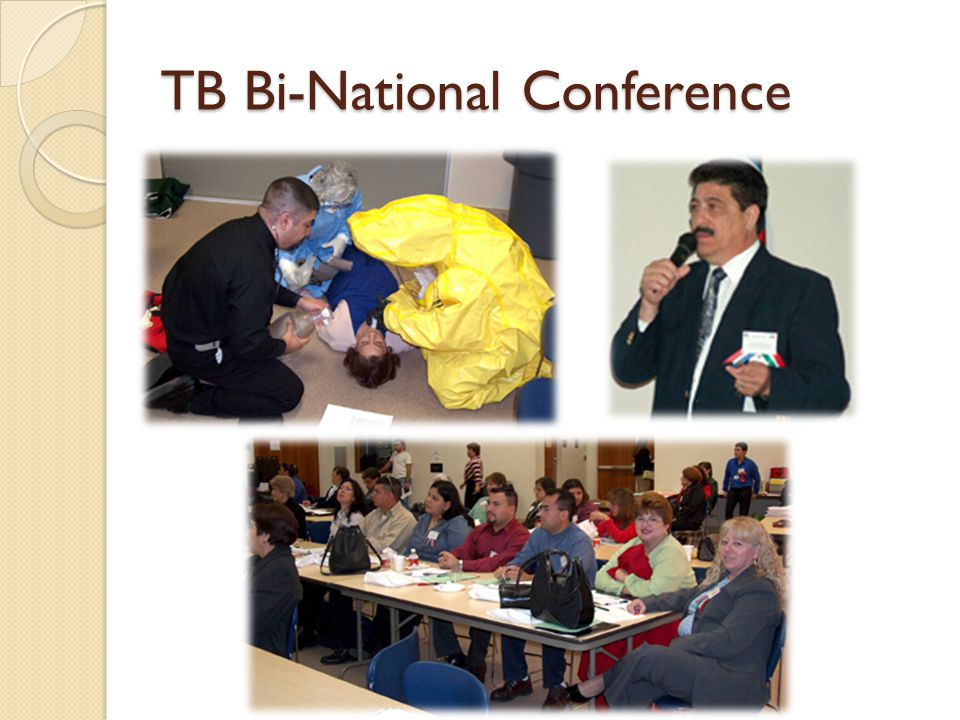 TB Bi-National Conference