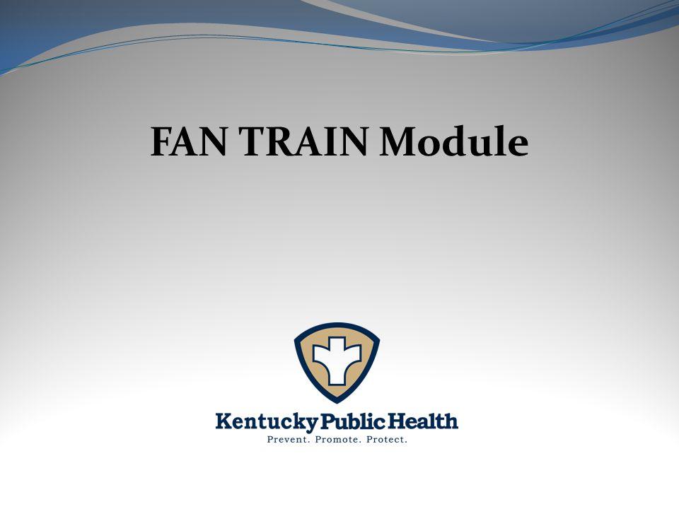FAN TRAIN Module