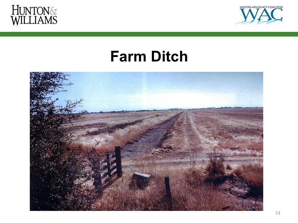 Farm Ditch 14