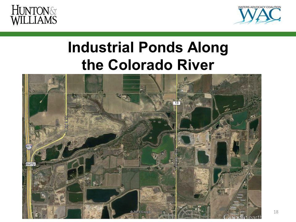 Industrial Ponds Along the Colorado River 18