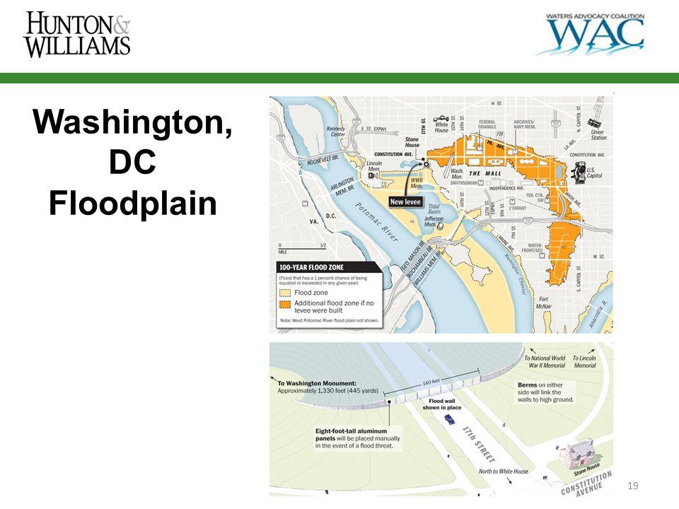 Washington, DC Floodplain 19