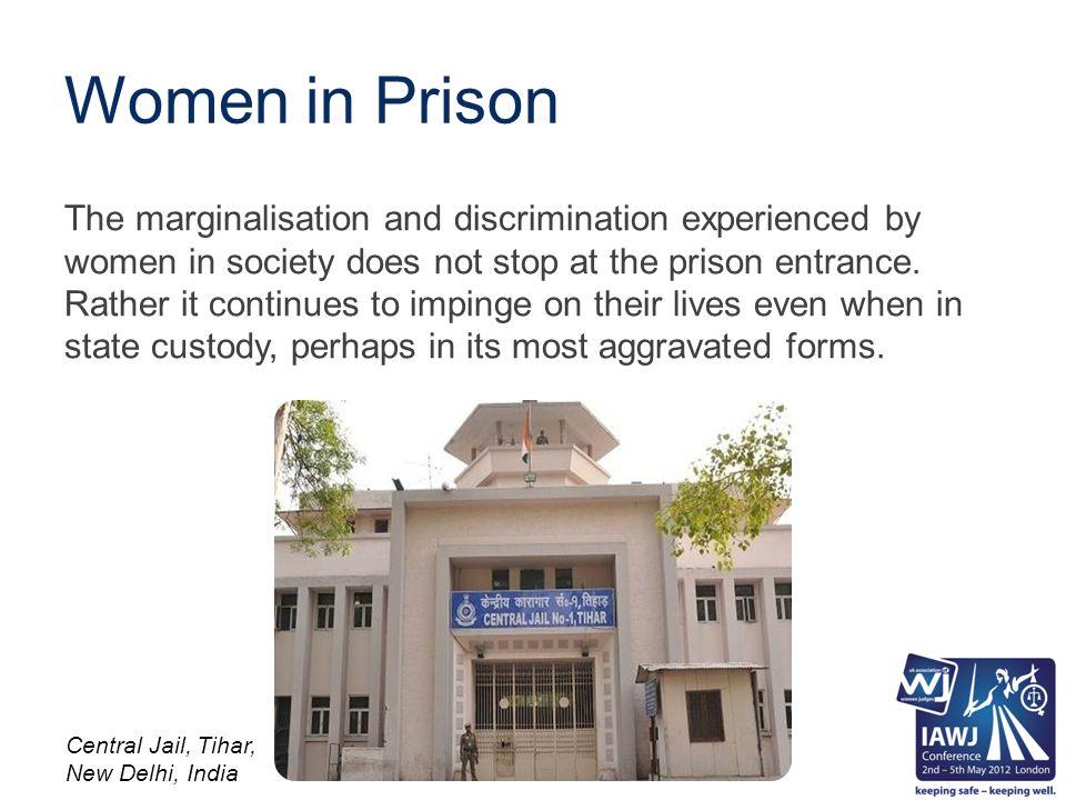 In prison for...