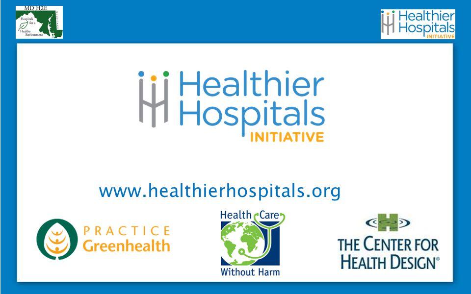 www.healthierhospitals.org