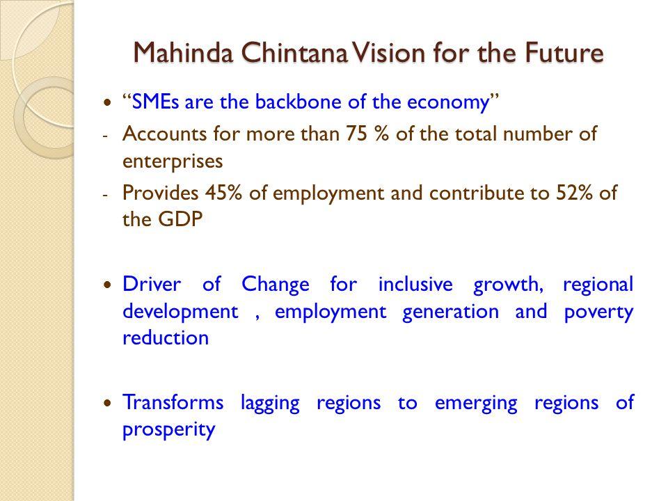 SME Policy Framework Matrix