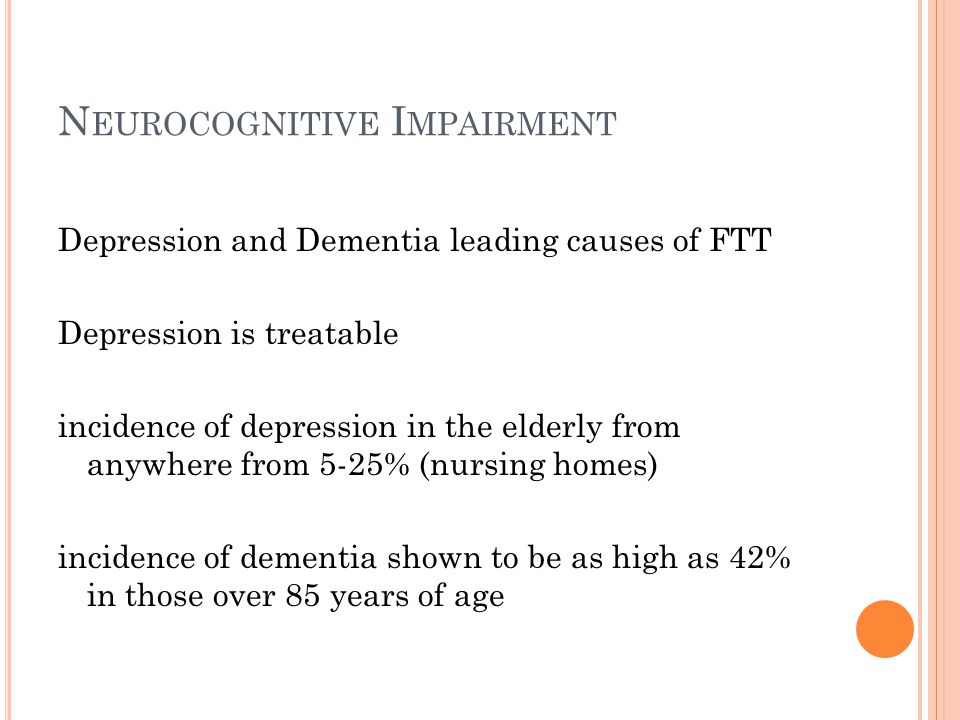 P ALLIATIVE C ARE following criteria used by hospice to determine when a pt has 6 months or less to live: weight loss not due to reversible causes recurrent/ intractable infections progressing dementia progressive pressure ulcers (stage 3 or 4) despite optimal care progressive loss of ADL's