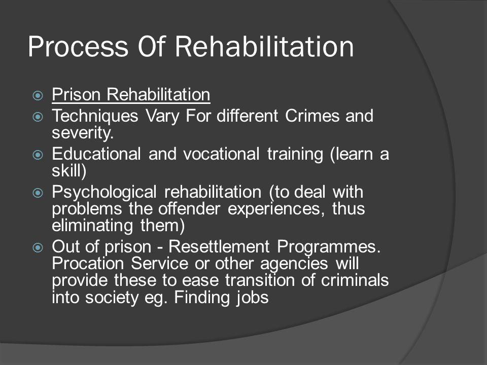 Drug Rehab - Why Ineffective.