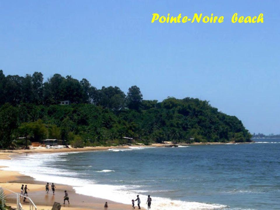 Pointe-Noire beach