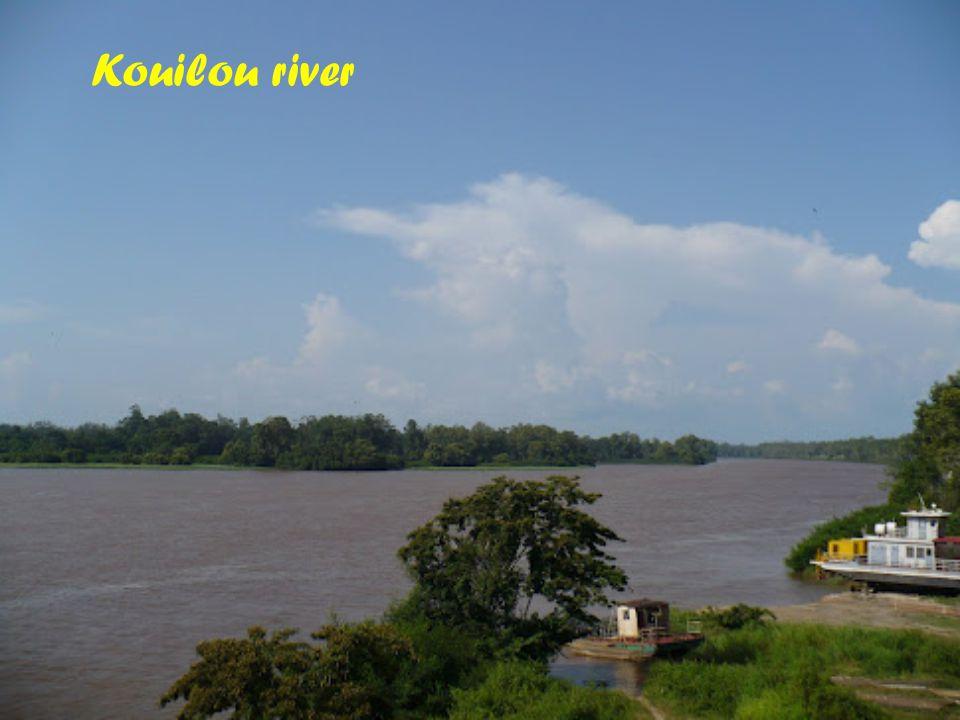 Kouilou river