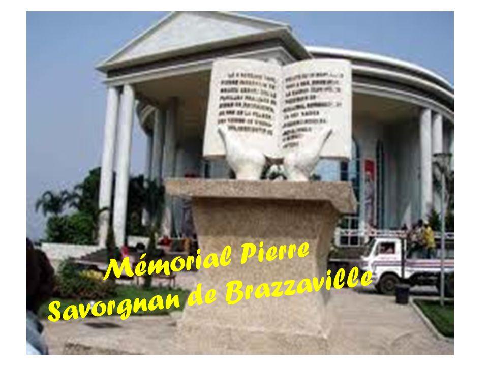 Mémorial Pierre Savorgnan de Brazzaville