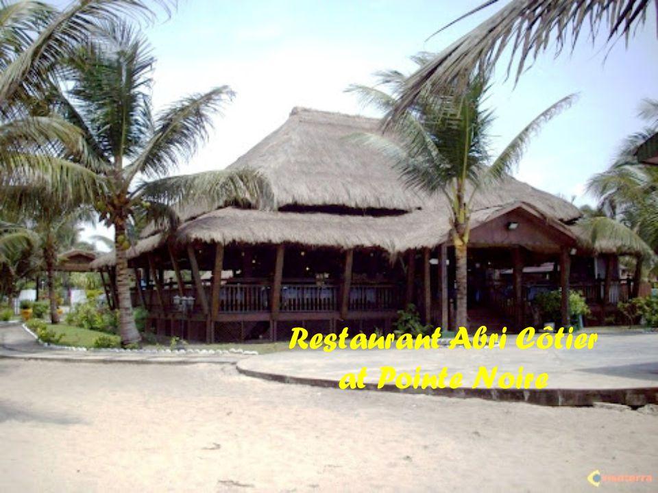 Restaurant Abri Côtier at Pointe Noire