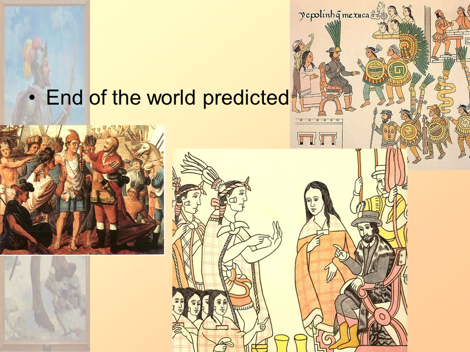 End of the world predicted