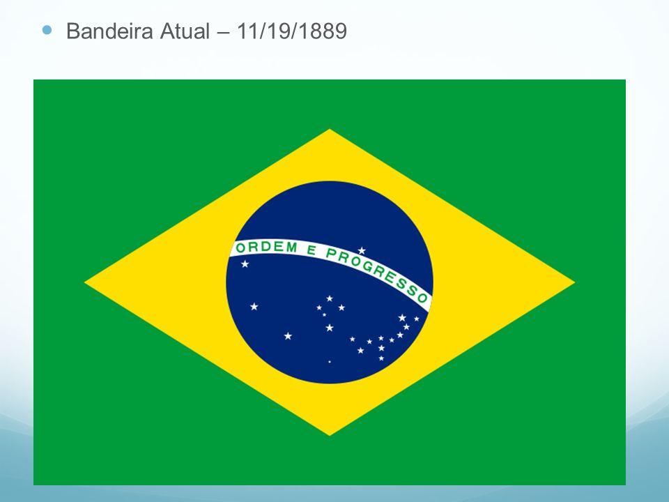 Bandeira Atual – 11/19/1889