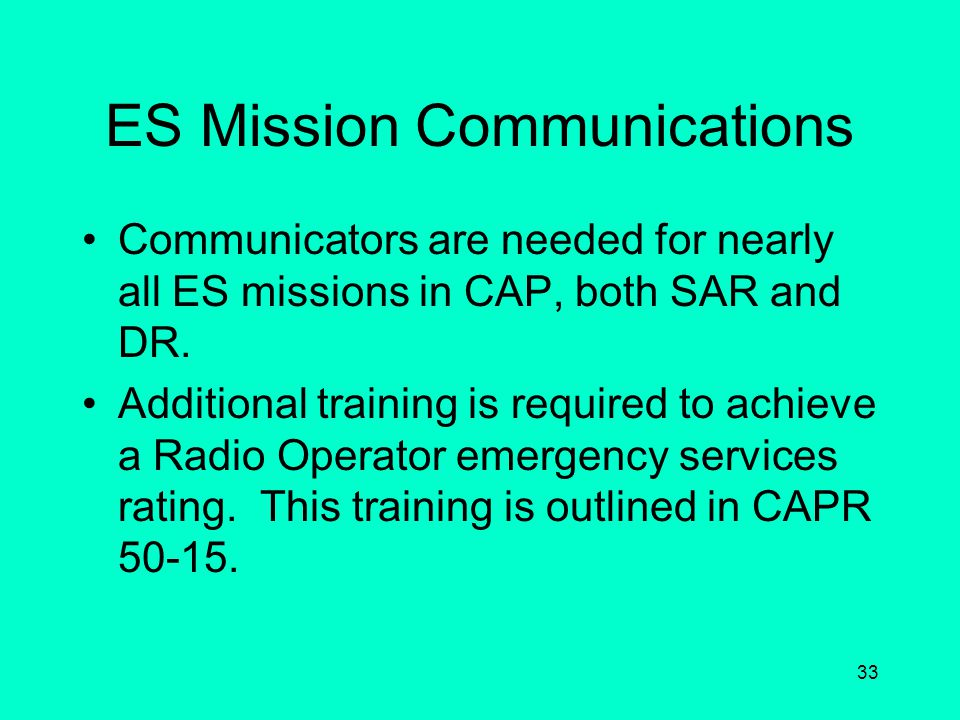 32 Local Procedures in TNWG Group receives block of 200 call signs. Typical assignment: –1Commander (Capt. Lipman is XX 461) –2Deputy Commander for Se