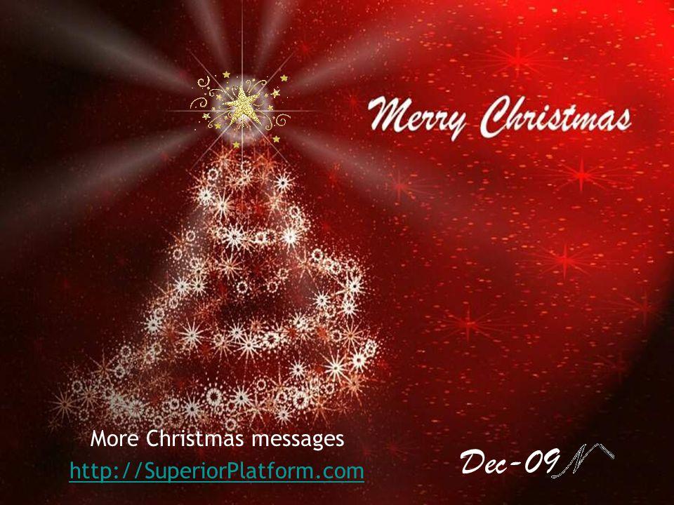 Christmas quotes presentations http://SuperiorPlatform.com