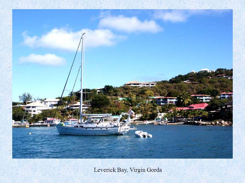 Leverick Bay, Virgin Gorda