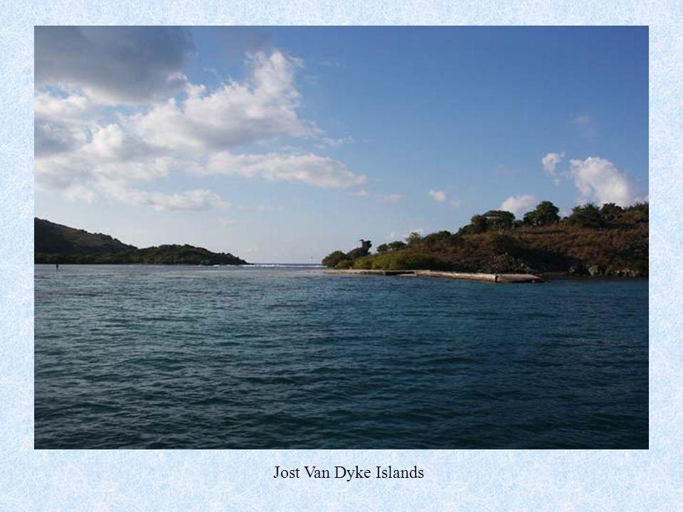 Jost Van Dyke Islands