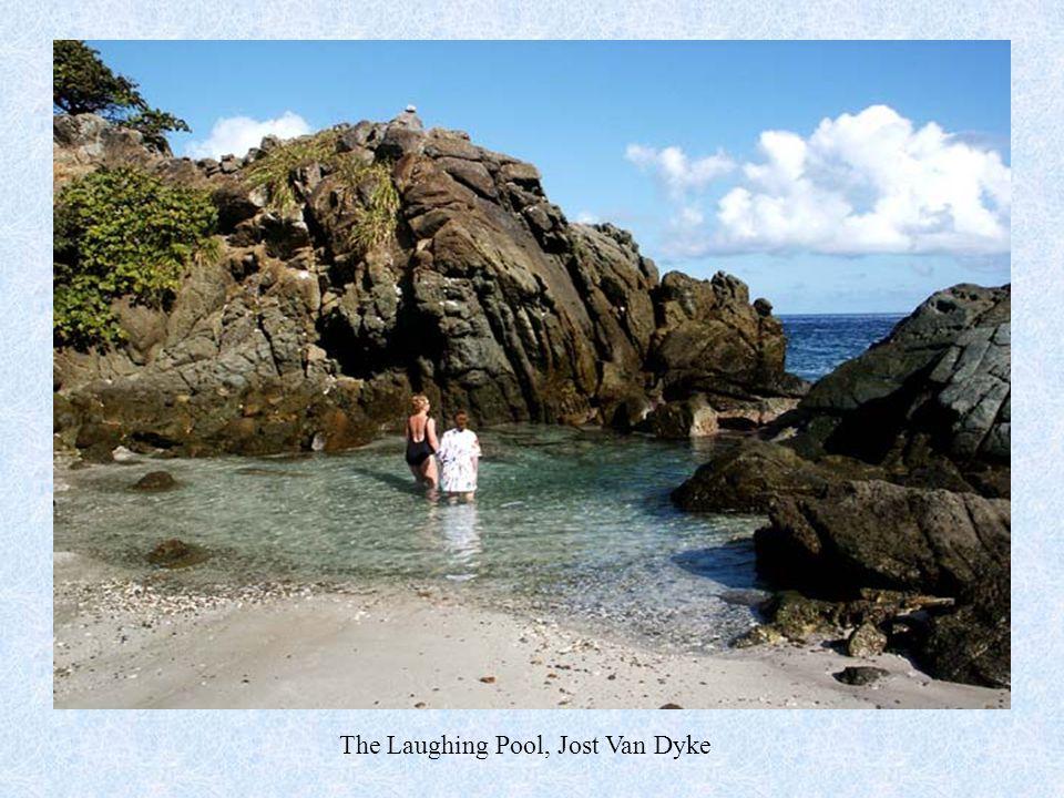 The Laughing Pool, Jost Van Dyke