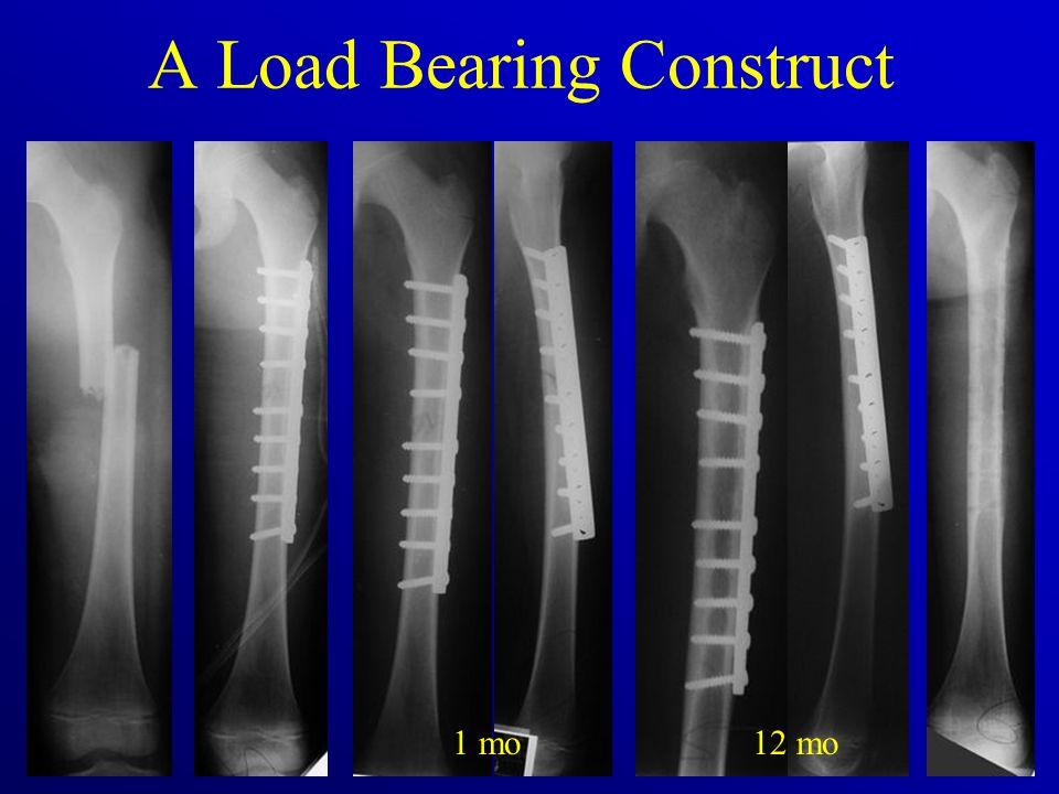 A Load Bearing Construct 1 mo12 mo