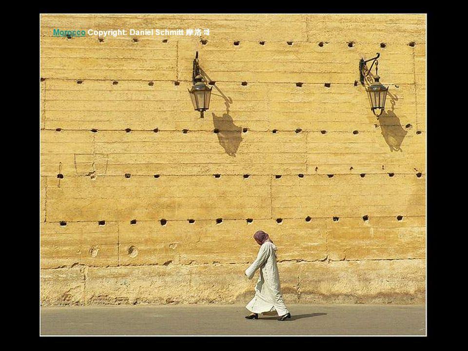 Marrakech SouksMarrakech Souks Morocco 摩洛哥 Copyright: Alain FRAIKIN