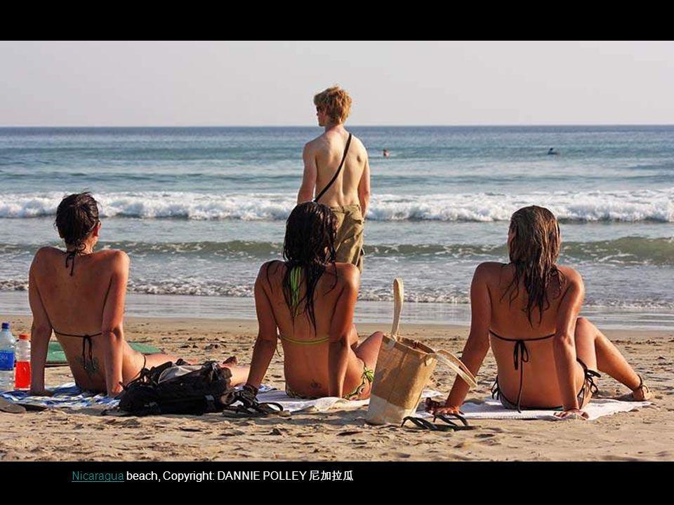 NicaraguaNicaragua beach, Copyright: DANNIE POLLEY 尼加拉瓜