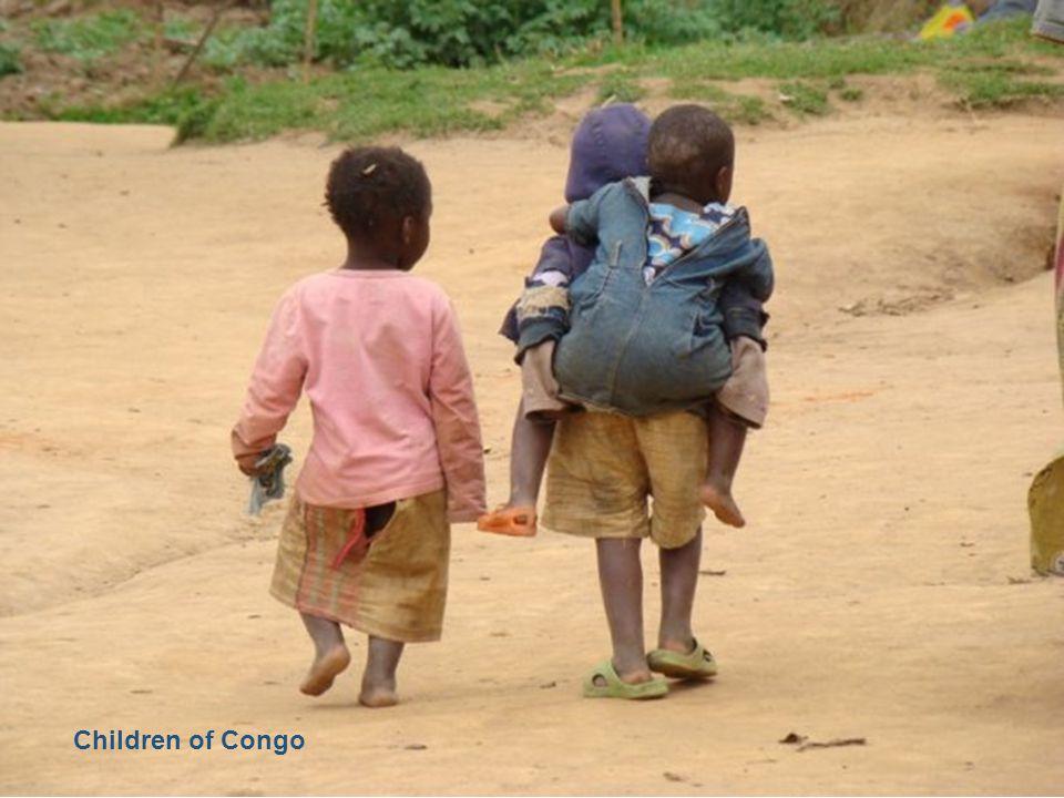 Company Logo www.themegallery.com Children of Congo
