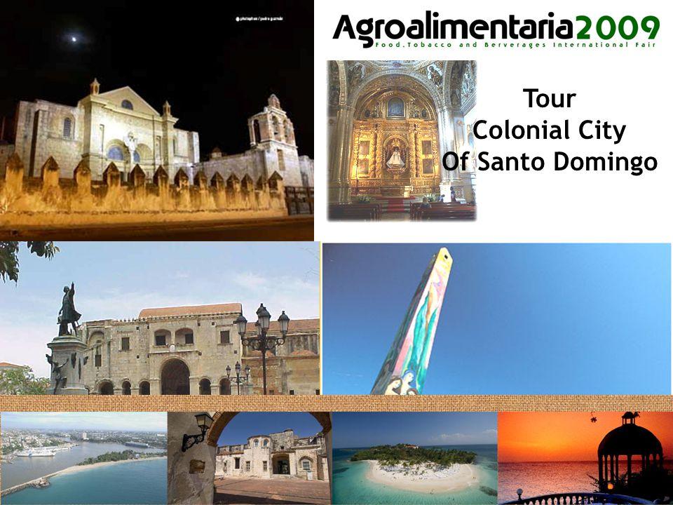 Tour Colonial City Of Santo Domingo
