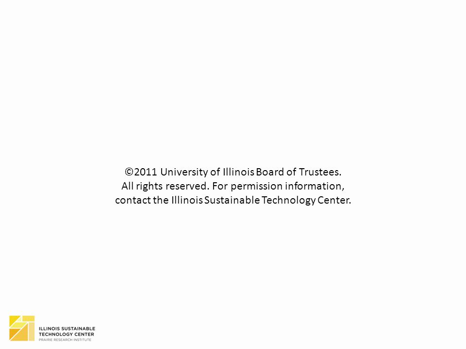 ©2011 University of Illinois Board of Trustees.All rights reserved.