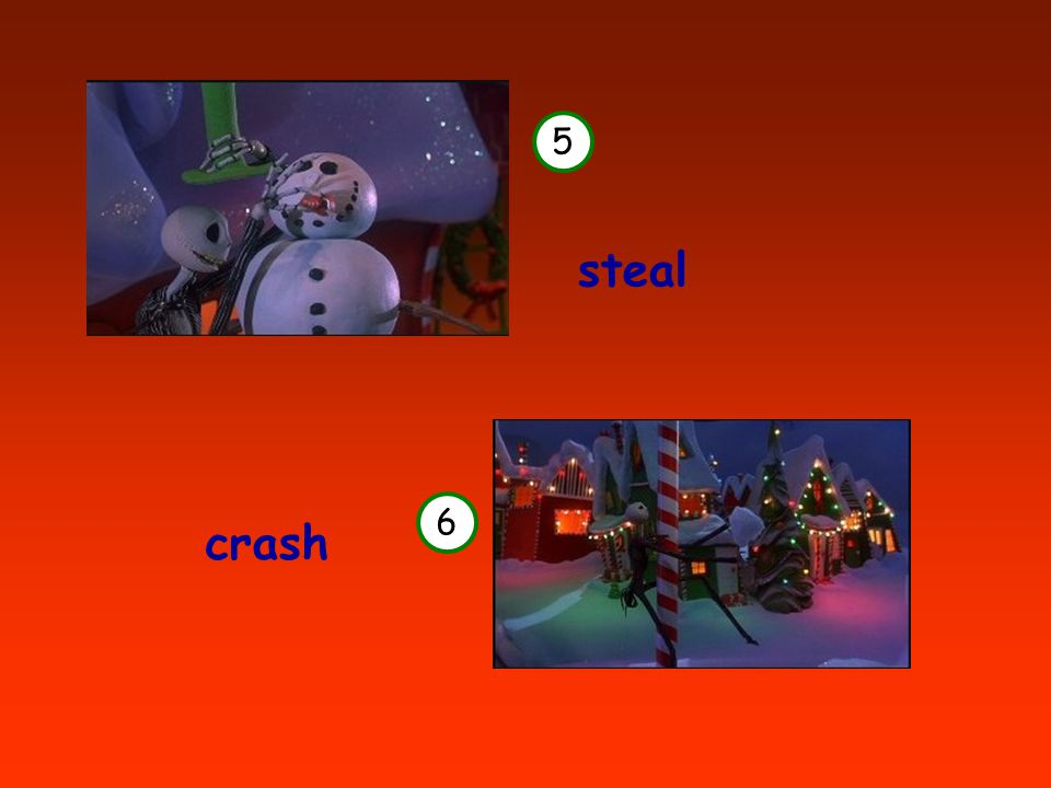 5 6 steal crash