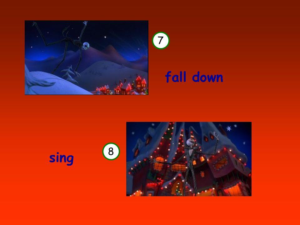 7 8 fall down sing