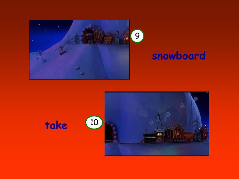 9 10 snowboard take