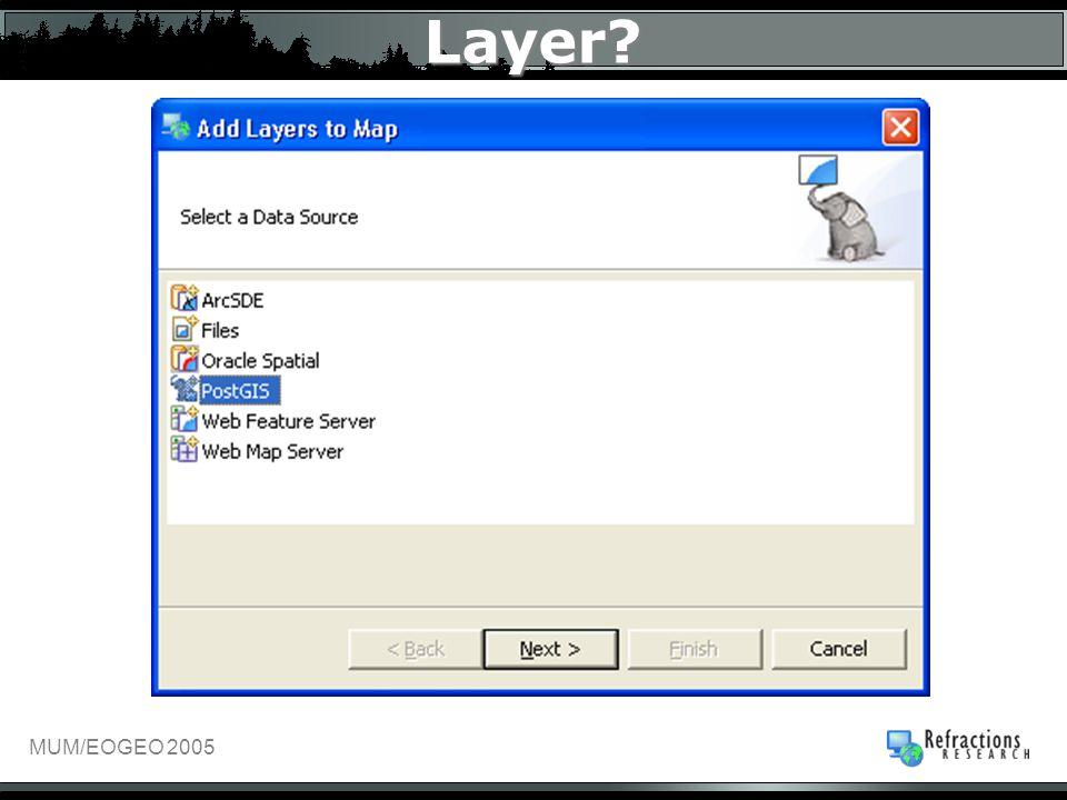 Layer?