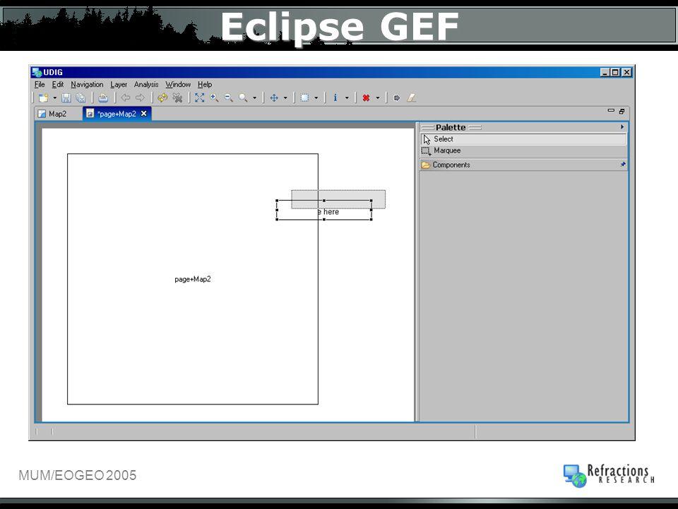 MUM/EOGEO 2005 Eclipse GEF
