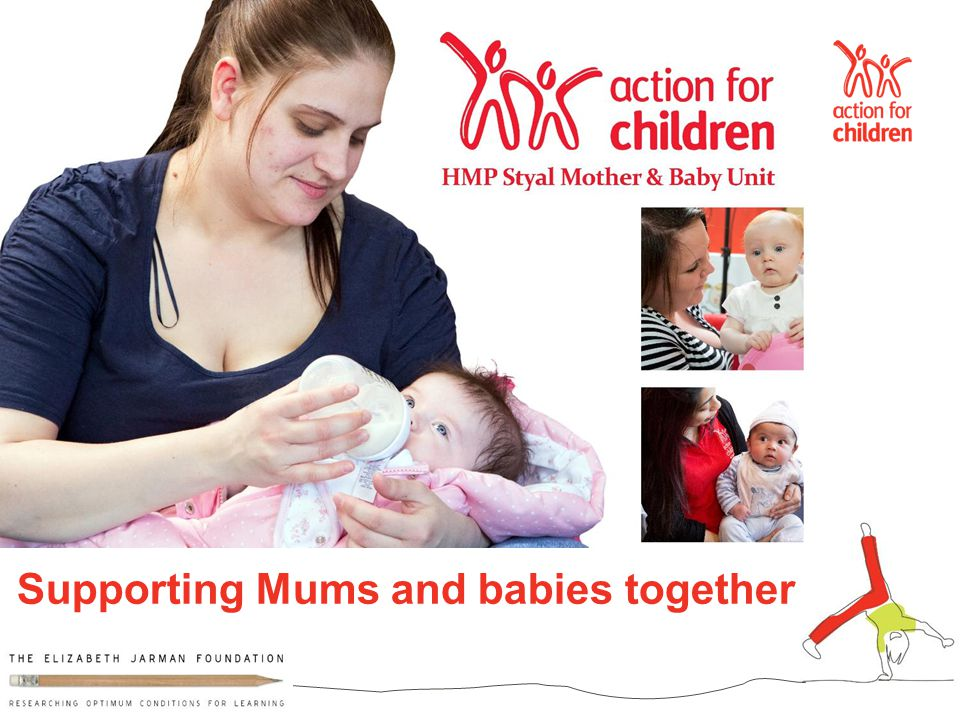Supporting Mums and babies together