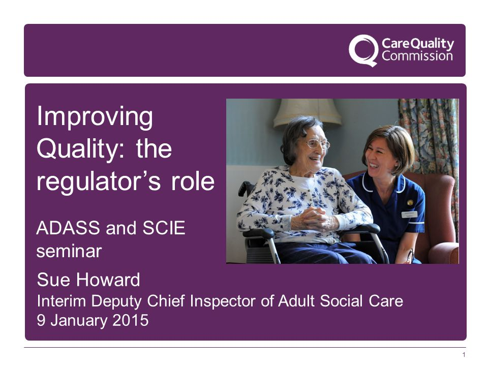 12 Adult social care