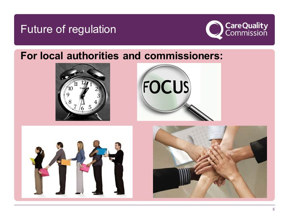 9 Social care has the power to transform people's lives …but is really challenged: Expectations Demand Resources Scrutiny Social care context