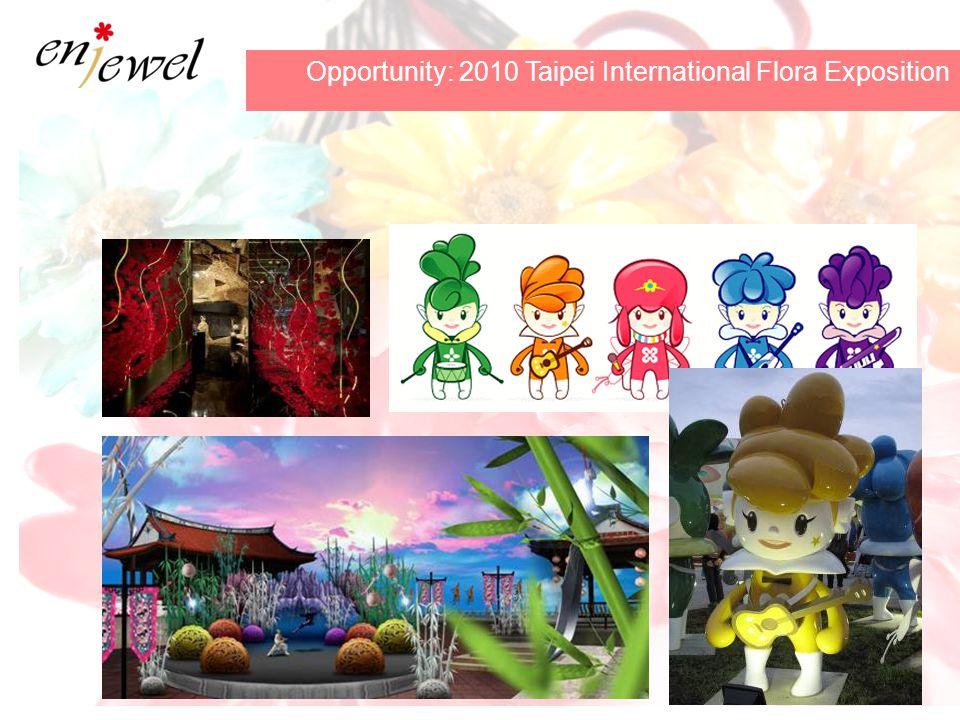 Opportunity: 2010 Taipei International Flora Exposition