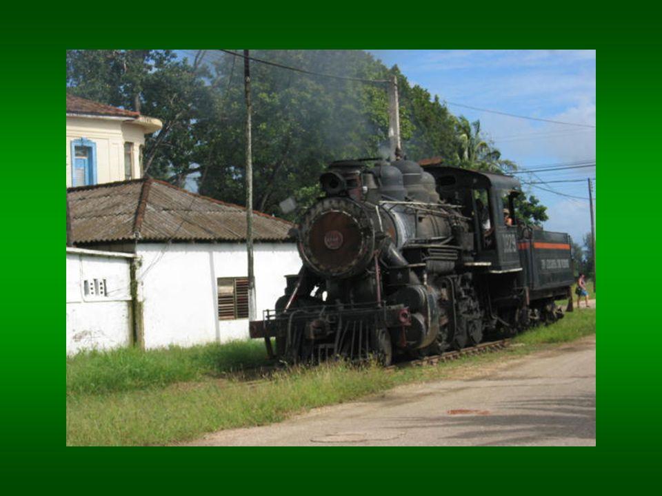 Historical Development of the Cuban Sugar Production