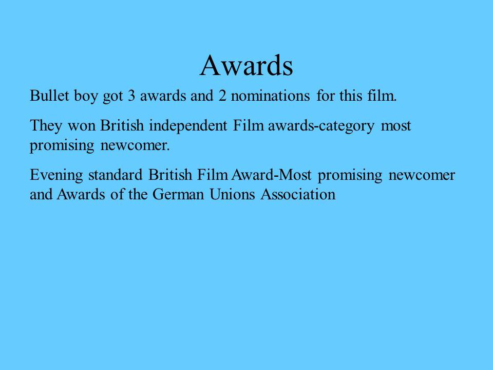 Companies Production Companies: BBC Films, UK Film Council and Shine Distributors: 21 st Century Pictures, Arkles Entertainment, Image-Entertainment, Verve Pictures, Warner Bros Entertainment Finland OY.