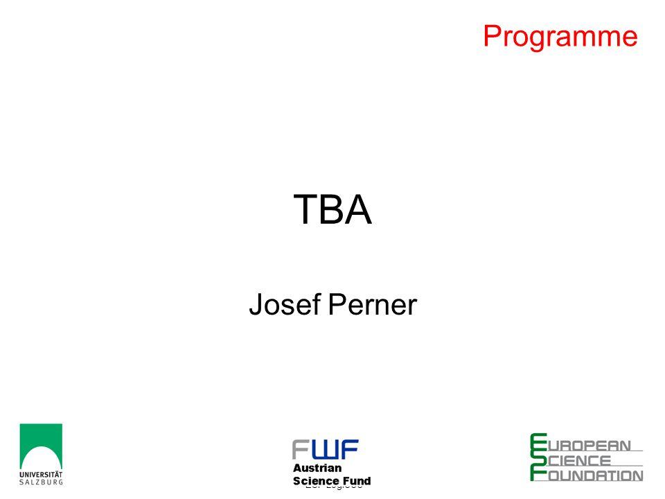 28-11-2010 Dipleap Vienna ESF-LogiCCC 2 TBA Josef Perner Programme
