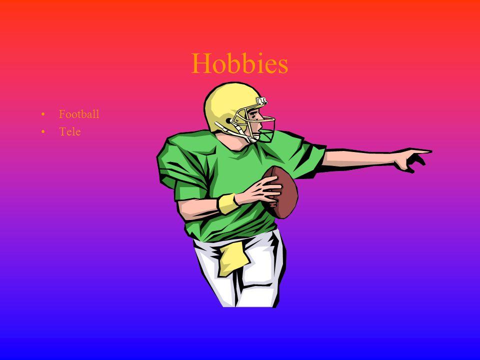 Hobbies Football Tele