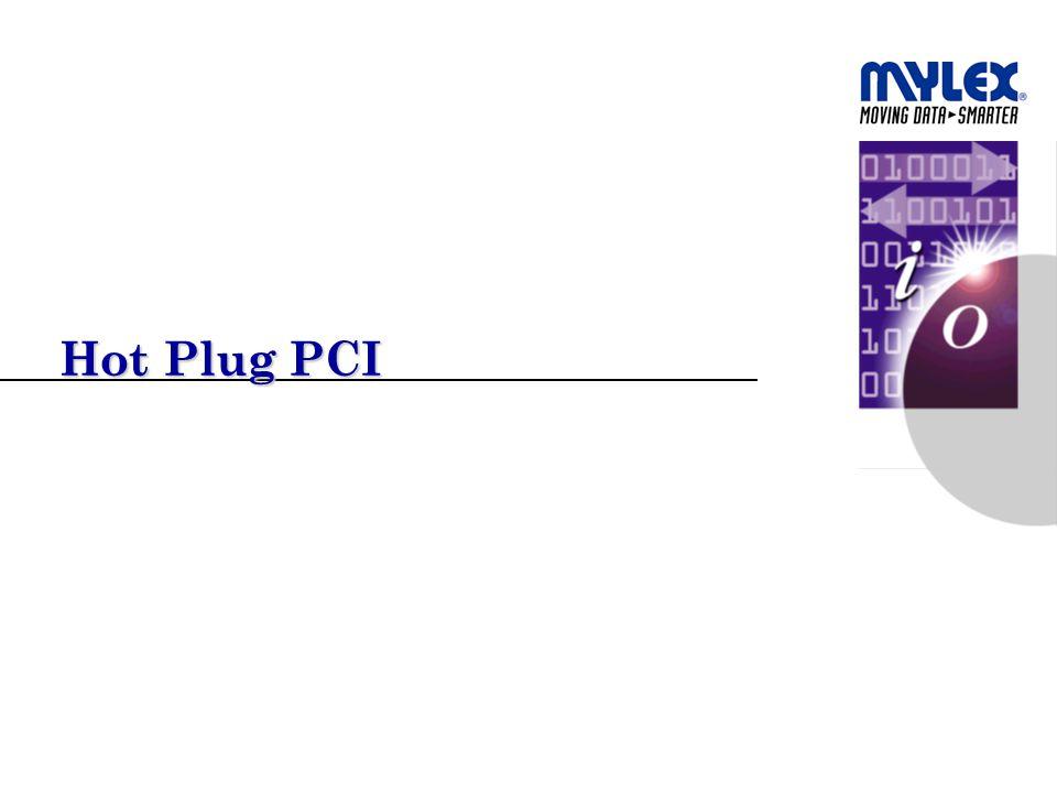 Hot Plug PCI